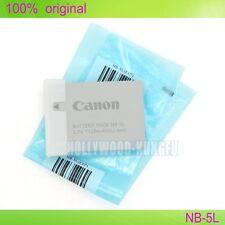 Genuine Original Canon NB-5L NB5L Battery for CB-2LXE 2LX PowerShot SX200 SX210
