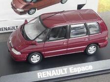 1/43 norev Renault Espace burdeos rojo precio especial 16,99 €