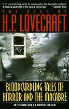 The Best of H.P. Lovecraft - Bloodcurdling Tales of Horror & the Macabre - SC