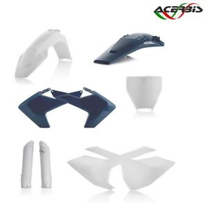 0021831.553 Full Complete Kit Plastic Fairings Husqvarna FC 250 2016 Original