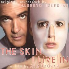ALBERTO (COMPOSER) OST/IGLESIAS - THE SKIN I LIVE IN  CD NEW+
