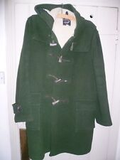 Vintage Mens Grande Duffle Coat por Gloverall London Talla 44