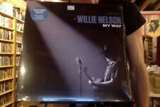Willie Nelson My Way LP sealed vinyl Willie Sings Sinatra