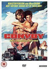 CONVOY (1978 Kris Kristofferson)  - DVD - REGION 2 UK