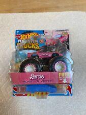 Hot Wheels Monster 'Vette, (Also known as Hot Wheels Barbie Monster Truck)