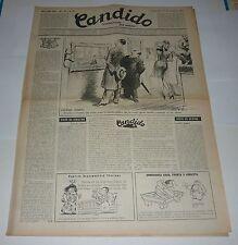 RIVISTA CANDIDO settimanale del sabato GUARESCHI -- anno 3 n 10 (1947)