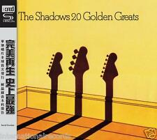 """The Shadows 20 Golden Greats"" JVC Japan Limited Numbered SHM-XRCD New Sealed CD"