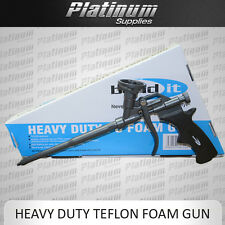 Heavy Duty TEFLON PU espanso PISTOLA Schiuma l'applicatore del