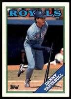 1988 Topps Danny Tartabull #724