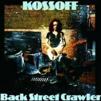 Paul Kossoff - Back Street Crawler (NEW CD)