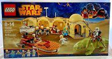SEALED 75052 LEGO Star Wars MOS EISLEY CANTINA Greedo Dewback Solo 616 pc set