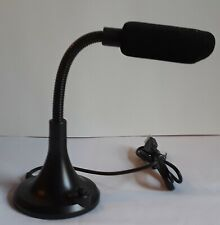 USB PC Microphone LED Indicator, Meeting MIC Speech Condenser Microphone-108