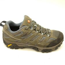 Merrell Moab 2 Mid US 8.5 EU 39 Hiking Waterproof Gray Athletic Womens Boots