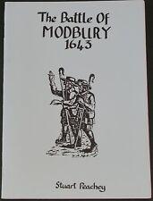 MODBURY BATTLE 1643 English Civil War History South Devon Royalist Plymouth Army