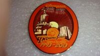 Disney Pin 97026 DLP - Indiana Jones and the Temple of Doom