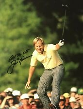 Jack Nicklaus Autographed Signed 8x10 Photo REPRINT