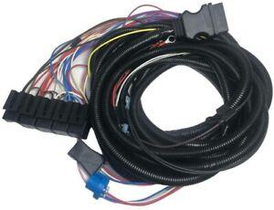 BOSS PLOW 13 PIN HARNESS 5 RELAY MAIN TRUCK SIDE WIRING MSC08001 VEE BLADE PLOW