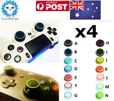 4x Thumb grips for Analog stick PS4 and Xbox One Controller Cover  Playstation