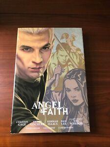 Angel & Faith, Buffy The Vampire Slayer Season 9 Library Edition Vol. 2