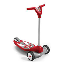Radio Flyer My 1st Scooter Stable 3 Wheeled Sport Kid Scooter, Red (Open Box)