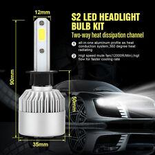 200W 20000LM H1 LED Car Headlight Conversion Kit Driving Lamps Bulbs 6000K