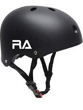 Bike Helmet,RA CPSC Certified Adjustable Kids and Adult Skateboard Helmet