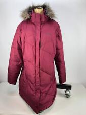 Columbia Women's Snow Eclipse Mid Insulated Jacket Sz. XL Maroon Red #1557371