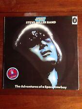 Steve Miller Band Masters of Rock Dutch Compilation 1983 LP NM/EX