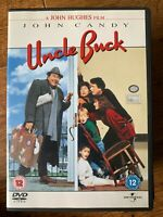 Uncle Buck DVD 1989 Famiglia Film Commedia Film Classico W/ John Candy