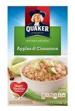 Quaker Oatmeal Apple Cinnamon Instant Hot Cereal
