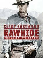 Rawhide: The Complete Series (DVD, 2015, 59-Disc Set)