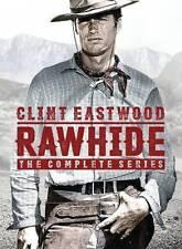 Rawhide-  Clint Eastwood - Complete Series Seasons 1-8 (DVD 59 Disc Box Set) NEW