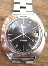 Vintage  Longines  automatic watch stainless steel .