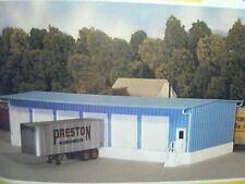 Pikestuff (HO-Scale) #541-5001 Motor Freight Terminal (blue) - NIB