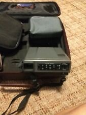 Vintage polaroid camera spectra system. Includes accessories