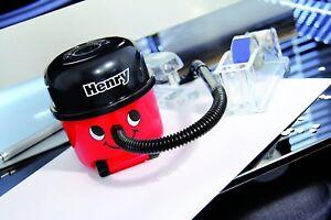 Desktop Mini Henry Vacuum Hoover Cleaner Bagless Miniature Battery Operated