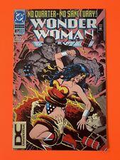 Wonder Woman #87 (1994) DC Universe Logo Variant VF-