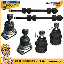 Front Suspension Kit Upper Lower Ball joint Stabilizer Link for Buick Chevrolet