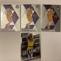 🚨2019-2020 Mosaic ANTHONY DAVIS (4 Card LOT) PRIZM  Lakers