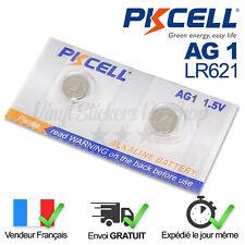 2 PILES / SR621SW / SR621 / LR621 / AG1 / 364 / 1,5V / ENVOI RAPIDE