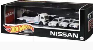 Hot Wheels PREMIUM NISSAN GT-R Box Set (Special SALE)