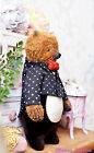 NEW PDF E-pattern for 8 inch Artist Teddy Bear San Sanich/ sewing instructions