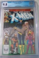 UNCANNY X-MEN #167 (3/83) CGC 9.8 OW/WP 1ST APP NEW MUTANTS IN TITLE