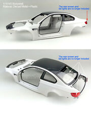 1/18 Kyosho BMW Spare Part e92 M3 Bodyshell White Carbon Roof