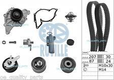 AUDI A4 A6 A8 VW PASSAT TIMING CAM BELT KIT 2.5TDI 2.5 TDI V6 150PS RUVILLE OE
