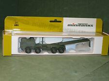 Minitanks 680 MAN MULTI / Wechsellader der Bundeswehr , Neu , OVP