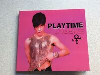 PRINCE PLAYTIME CD DIGIPAK READ DISCRIPTION