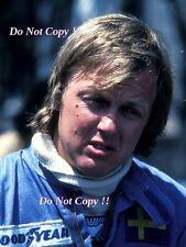 Ronnie Peterson March F1 Portrait 1976 Photograph 2
