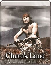 CHATO'S LAND CHARLES BRONSON TWILIGHT TIME NEW SEALE 3000 LIMITD EDITION BLU-RAY