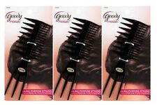 Goody Mini Versa Comb - Color May Vary - 3 Count